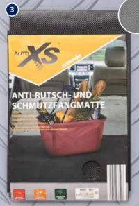 Antirutsch-Schmutzfangmatte von Auto XS