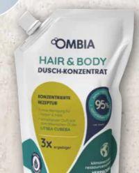 Hair & Body Dusch-Konzentrat von Ombia