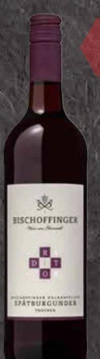 Tradition Spätburgunder Rotwein von Winzergenossenschaft Bischoffinger