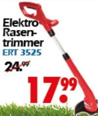 Elektro-Rasentrimmer ERT 3525 von Grizzly