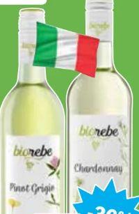 Bio Rebsortenweine von Biorebe