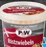 Röstzwiebeln von P&W