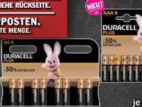 Batterien Plus Power von Duracell