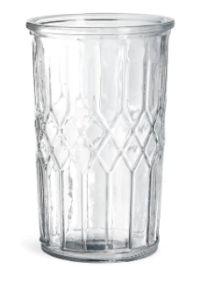 Trinkglas Rhombus von Depot