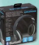 Bluetooth-Stereo Kopfhörer BT PL von Grundig