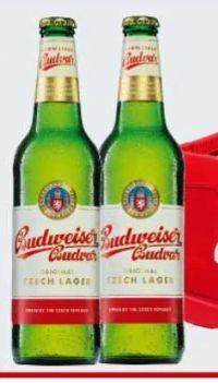 Premium Lager von Budweiser