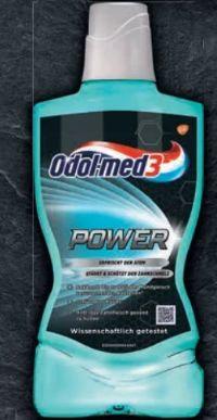Power Mundspülung von Odol-Med 3