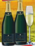 Champagner von Philippe de Lonsac