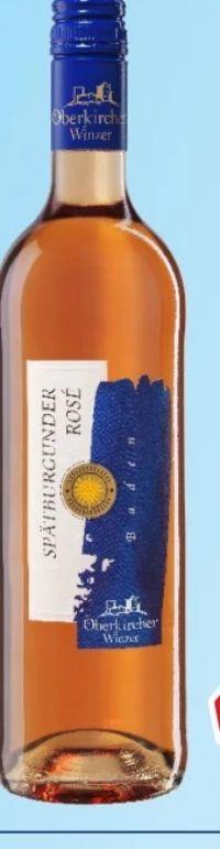 Spätburgunder Rosé von Oberkircher Winzer