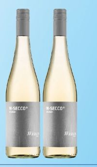 Secco von Weingut Weber