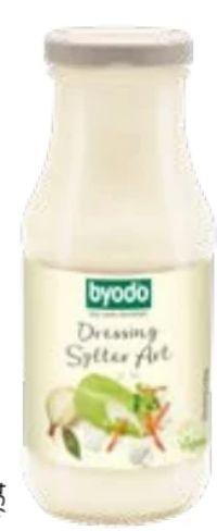 Bio Dressing Sylter Art von byodo