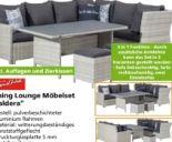 Dining Lounge Möbelset Caldera von TrendLine