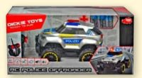 RTR RC Police Offroader von Dickie Toys