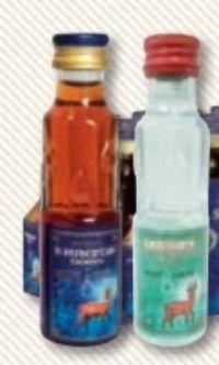 Liqueur von St. Hubertus-Tropfen