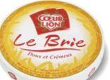 Le Brie von Coeur de Lion