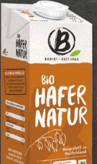 Bio Drinks von Berief