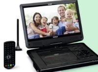 Portabler DVD-Player DVP-1064 von Lenco