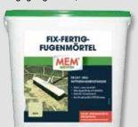 Fix-Fertig Fugenmörtel von MEM