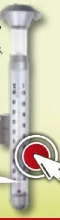 Solar-Thermometer