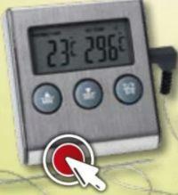 Grillthermometer von Alpina