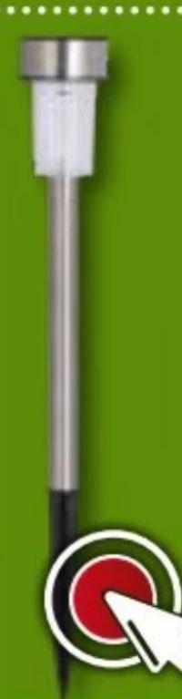 LED-Solar Stablampe