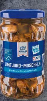 Limfjord-Muscheln von Almare