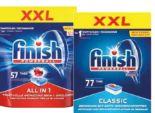 Geschirrspülmaschinenreiniger XXL von Finish