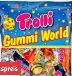 Gummi World von Trolli
