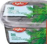 Kräuter von Iglo