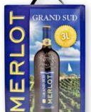 Merlot Weinbox von Grand Sud