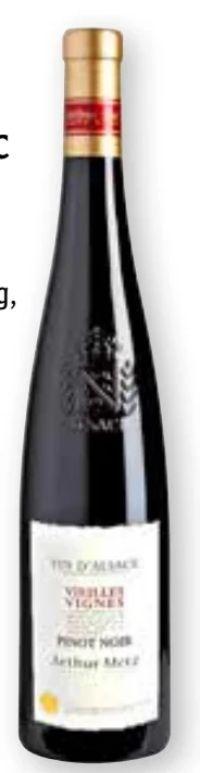 Vieilles Vignes Pinot Noir von Arthur Metz