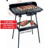Barbecue-Standgrill XXL 46221 von Korona