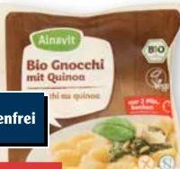 Bio-Gnocchi mit Quinoa von Alnavit