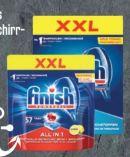 XXL Tabs Maschinengeschirrspülmittel von Finish