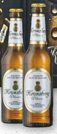 Pilsener von Kronsberg