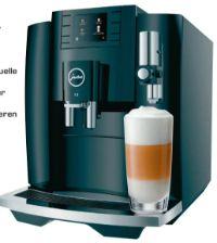 Kaffeevollautomat E80 Piano Black von Jura