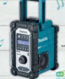 Akku Baustellenradio DMR110 von Makita