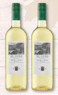 Blanco Rioja von Bodegas El Coto