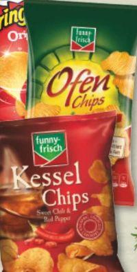 Kessel Chips von Funny Frisch