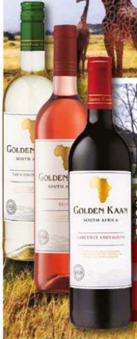 Sauvignon Blanc von Golden Kaan