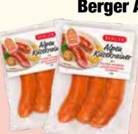 Alpen-Käsekrainer von Berger