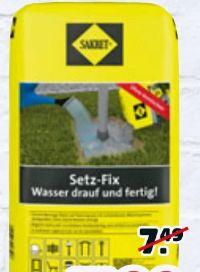Setz-Fix von Sakret