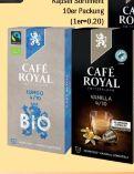 Kaffee-Kapseln von Café Royal
