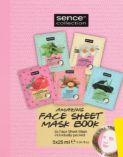 Gesichtsmasken von Sence