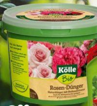 Rosen-Dünger von Kölle's Bio