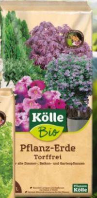 Bio Pflanz-Erde von Kölle's Bio