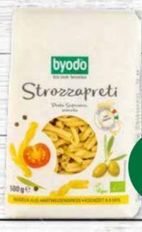 Bio Pasta von byodo