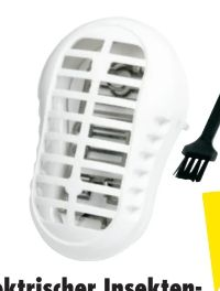 Elektrischer Insektenschutz-Stecker von Heitech