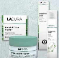 Hydration Code Gesichtspflege von Lacura beauty