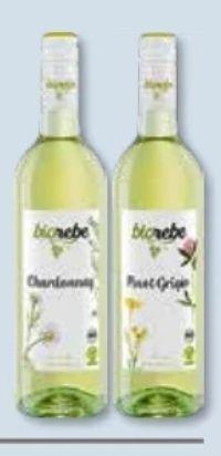 Vegan Wein von Biorebe
